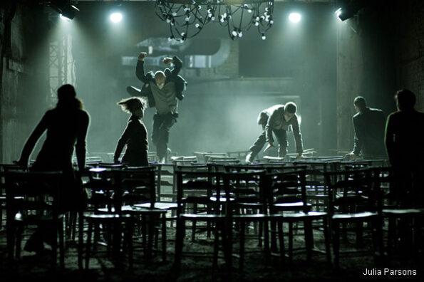 2012 VDT Underworld Production
