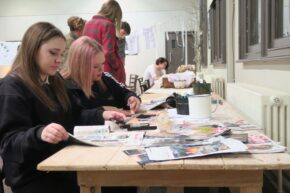 2016 VDT VT Creative Workshop with Woodcraft Folk