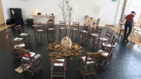 2016 VDT Creative Workshop set up at The Place