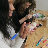 2016 VDT Virgin Territory Creative Workshops London