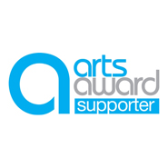 VDT Arts Award Supporter Badge