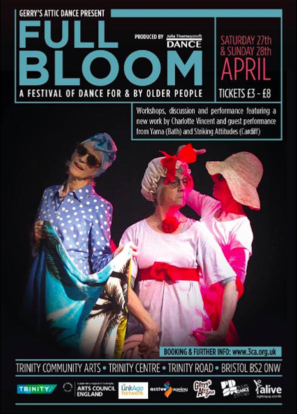 Full Bloom Festival poster 2019