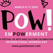 POW! Thanet logo 2019